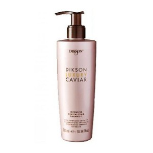 Dikson Luxury Caviar Intensive Revitalizing Shampoo Шампунь интенсивное восстановление с экстрактом икры