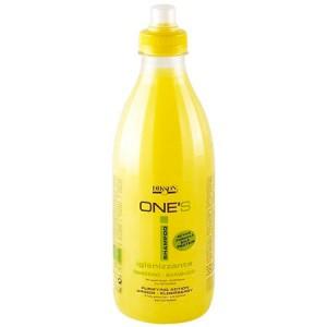 Dikson One's Shampoo Iginizzante Балансирующий шампунь с октопероксом против перхоти имбирь-бузина