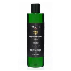 Philip B Peppermint & Avocado Volumizing & Clarifying Shampoo Освежающий шампунь для объема с экстрактом мяты и авокадо
