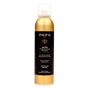 Philip B Jet Set Precision Control Hair Spray Лак для волос с эфирными маслами