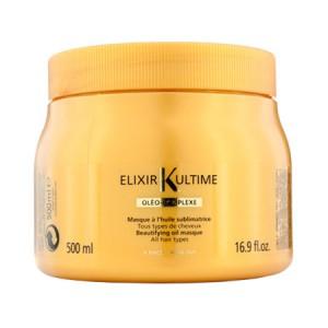 Kerastase Elixir Ultime Masque Маска для волос с высокой концентрацией масла для всех типов волос