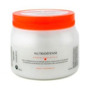 Kerastase Nutritive Masque Nutridefense Маска для ухода за сухими и чувствительными волосами