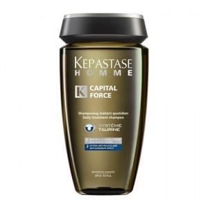 Kerastase Homme Capital Force Daily Treatment Shampoo Anti-Dandruff Effect Шампунь-ванна против перхоти
