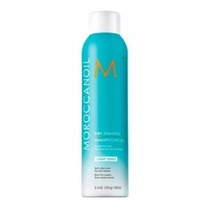 Moroccanoil Dry Shampoo Light Tones Сухой шампунь для светлых оттенков волос