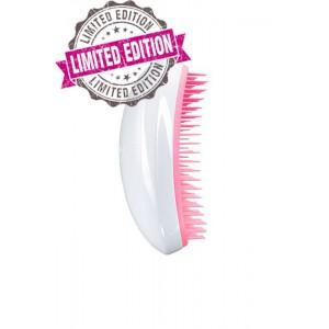 Tangle Teezer SALON ELITE Candy Floss Профессиональная расческа Цвет: Белый с Розовым