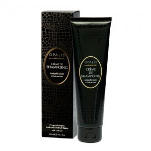 Opalis Cream Shampoo Dandruff Шампунь-крем с можжевеловым маслом против перхоти