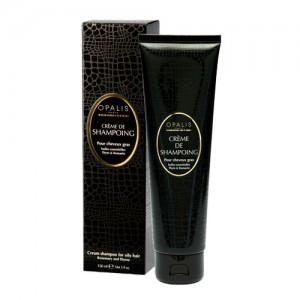 Opalis Cream Shampoo For Oily Hair Шампунь-крем с тимьяном и розмарином для жирной кожи головы