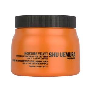 Shu Uemura Art of Hair Moisture Velvet Nourishing Treatment Питательная маска для сухих волос