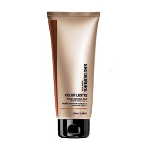 Shu Uemura Art of Hair Color Lustre Shades Reviving Balm Radiant Chestnut Оттеночный бальзам Цвет: Сияющий каштан