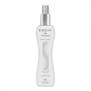 Biosilk Silk Therapy Thermal Shield Термозащитный спрей для волос