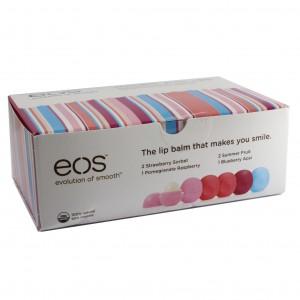 EOS Kit Набор 6 Бальзамов для губ