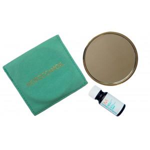 Moroccanoil Набор: Восстанавливающее масло для светлых или тонких волос 10 мл + Зеркало