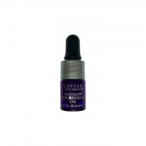 ALTERNA CAVIAR ANTI-AGING Omega + Nourishing Hair Oil Питательное масло для волос с Омега + жирными кислотами