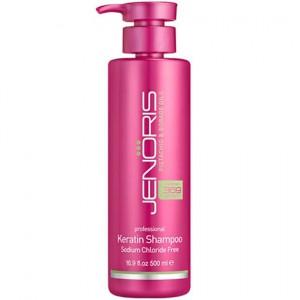 Jenoris Keratin Shampoo Sodium Chloride Free Шампунь с кератином