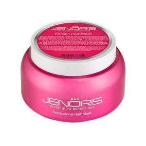 Jenoris Keratin Hair Mask Кератиновая маска для волос