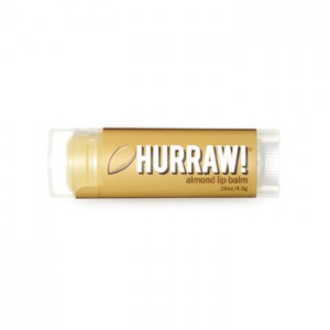 Hurraw Almond Lip Balm Бальзам для губ Миндаль