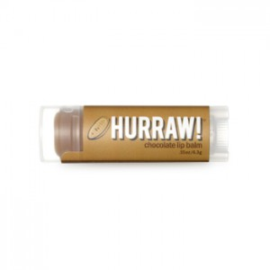 Hurraw Chocolate Lip Balm Бальзам для губ Шоколад