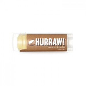 Hurraw Coconut Lip Balm Бальзам для губ Кокос