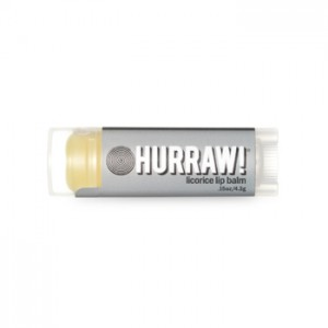 Hurraw Licorice Lip Balm Бальзам для губ Лакрица