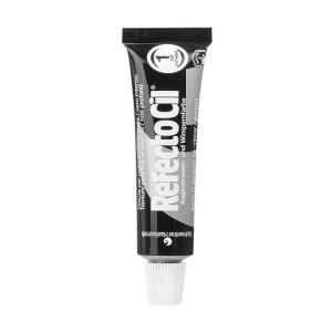 RefectoCil Eyelash and Eyebrow Color Dark Black №1 Краска для бровей и ресниц Цвет: Черный