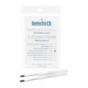 RefectoCil Eyelash Perm Refill Cosmetic Brush Косметические кисточки для химической завивки