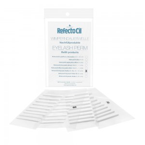 RefectoCil Eyelash S/XL Perm Refill Roller Ролики для химической завивки S/XL