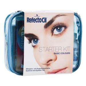 "RefectoCil Starter Kit ""Basic Colours"" Стартовый набор ""Базовые цвета"""