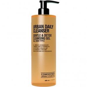 Comodynes Hygiene Facial Urban Daily Cleanser Gentle & Detox Cleansing Gel Мягкий очищающий гель для снятия макияжа