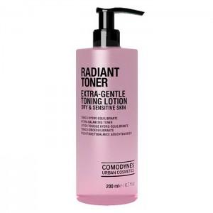 Comodynes Hygiene Facial Extra-Gentle Toning Lotion Экстра-мягкий тонизирующий лосьон для сухой и чувствительной кожи