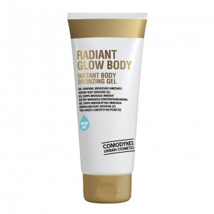Comodynes Autosunburn Radiant Glow Instant Body Bronzing Gel Бронзирующий гель с эффектом мерцания для тела
