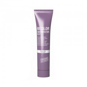 Comodynes Facial Mask BB Color Skin Perfector: 6 in 1 Многофункциональный ВВ-крем медиум