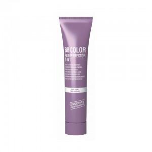Comodynes Facial Mask BB Color Skin Perfector: 6 in 1 Многофункциональный ВВ-крем темный