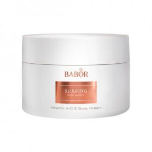 Babor SPA Shaping For Body Firming Vitamin ACE Body Cream Укрепляющий крем для тела с витаминами АСЕ