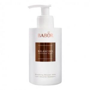Babor SPA Balancing Cashmere Wood Soothing Shower Milk Молочко для душа для деликатного очищения и интенсивного ухода