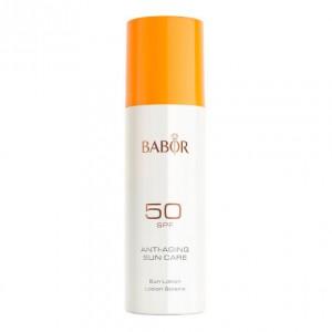 Babor Anti-Aging Sun Care Sun Lotion SPF 50 Солнцезащитное молочко для лица и тела с высоким фактором защиты SPF 50