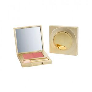 Babor Super Soft Eye Shadow Duo №18 Silky Rose Тени для век Оттенок: Натурально-розовый