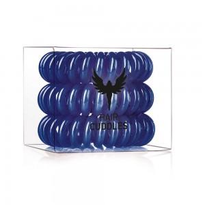 Hair Bobbles HH Simonsen Blue Резинка-браслет для волос Цвет: Синий 3 шт