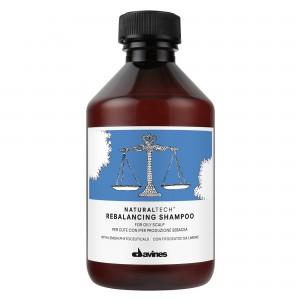 Davines Natural Tech Rebalancing Shampoo Балансирующий шампунь