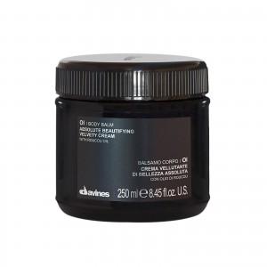 Davines Oi Essential Haircare Body Balm Absolute Beautifying Velvety Cream Бархатный бальзам для абсолютной красоты тела