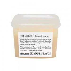 Davines Essential Haircare Nounou Conditioner Питательный кондиционер облегчающий расчесывание волос