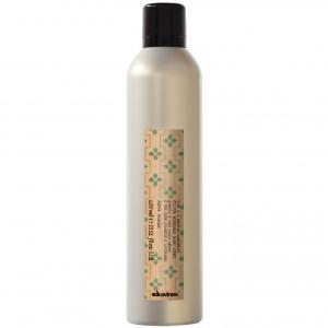 Davines More Inside Medium Hold Hair Spray Лак средней фиксации для эластичного глянцевого стайлинга