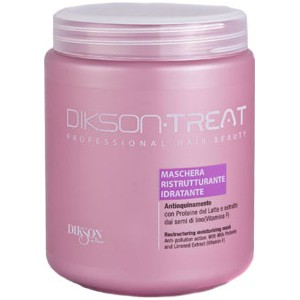 Dikson Treat Restructuring Moisturizing Mask Восстанавливающая и увлажняющая маска