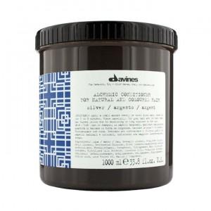 Davines Alchemic Conditioner for Natural and Coloured Hair Silver Кондиционер для натуральных и окрашенных волос (серебряный)
