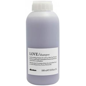 Davines Essential Haircare Love Smoothing Shampoo Шампунь для разглаживания завитка