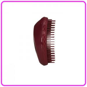 Tangle Teezer THE ORIGINAL Thick & Curly Maroon Mood Профессиональная расческа для густых и вьющихся волос Цвет: Бордовый