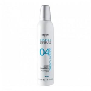 Dikson Finish Area Keiras Mousse Energizing Fixing Foam 04 Мусс для обьема волос