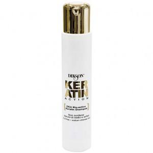 Dikson Keratin Action DKA-3 Bioactive Keratin Shampoo Кератиновый шампунь для ухода за волосами