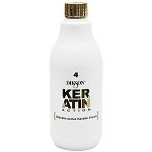 Dikson Keratin Action DKA-4 Bioactive Keratin Cream Кератиновый биоактивный крем для ухода за волосами