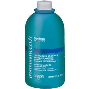 Dikson Formula Wash Moisturizing Shampoo Увлажняющий шампунь для частого мытья головы