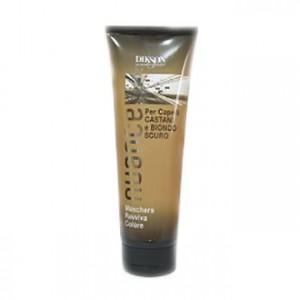 Dikson Maschera Nuance Ravviva Colore Brown and Dark Blond Hair Маска для коричневых и темно-русых волос